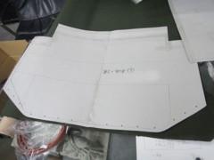 新人 公式ブログ/ONODE ポストマンバッグ 進行状況 画像2