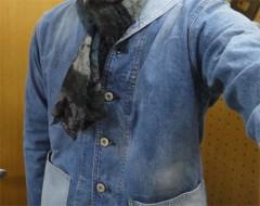 新人 公式ブログ/ファッションチェ〜ク デニムジャケット 画像1