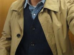 新人 公式ブログ/ファッションちぇ〜く ステンカラーコート 画像1