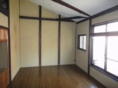 新人 公式ブログ/ビフォアフター  まどろみ の 町家 最終章 7 2階寝室 画像1
