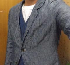 新人 公式ブログ/ファッションチェ〜ク デニム3 画像1