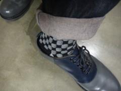新人 公式ブログ/ファッションちぇ〜く デニモンデニム チェックアンチェック 画像3