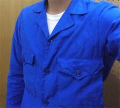 新人 公式ブログ/ファッションチェ〜く 今日は青で 画像1
