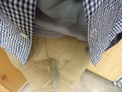 新人 公式ブログ/ファッションチェ〜ク 久々長袖 画像2