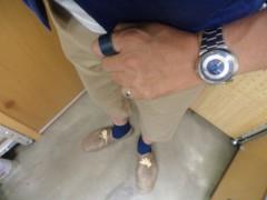 新人 公式ブログ/ファッションチェ〜く 青い 画像3