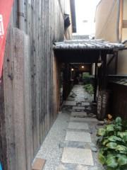 新人 公式ブログ/京町家へ 打ち合わせに 画像2