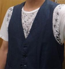 新人 公式ブログ/ファッションチェ〜ク ベストを着る 画像1