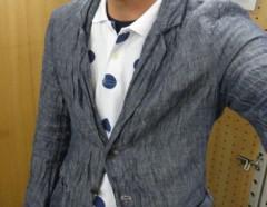 新人 公式ブログ/ファッションチェ〜ク  水玉の 画像1