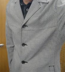 新人 公式ブログ/ファッションちぇ〜く 千鳥格子 画像1