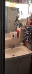 新人 公式ブログ/ビフォアフター 洗面化粧台 画像1
