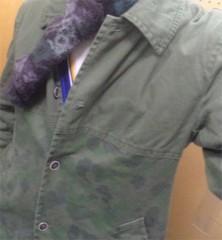 新人 公式ブログ/ファッションチェ〜く カーキのコート 画像1