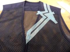 新人 公式ブログ/ファッションチェ〜ク  襟付きのベスト 画像2