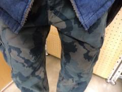 新人 公式ブログ/ファッションチェ〜く  琵琶湖の迷彩パンツ 画像2
