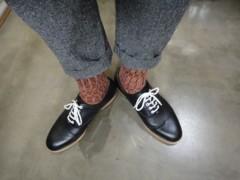 新人 公式ブログ/ファッションちぇ〜く 足元をカワユク 画像3