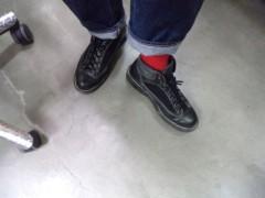 新人 公式ブログ/ファッションチェ〜く 赤で 画像3