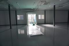 新人 公式ブログ/ビフォアフター  cstec 工場棟エアーシャワー 画像1