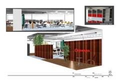 新人 公式ブログ/ビフォアフター オフィスハマダ  2階プラン 画像3