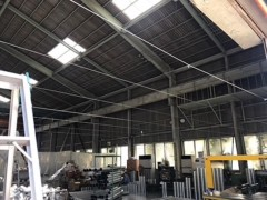新人 公式ブログ/ビフォアフター 天井工事 画像1