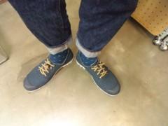 新人 公式ブログ/ファッションチェ〜く 今日は青で 画像2