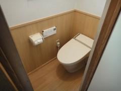 新人 公式ブログ/ビフォアフター K邸 トイレ完成  画像2