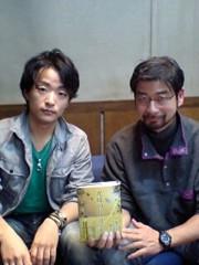 蒲田健 公式ブログ/光媒 画像1