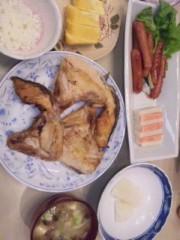 愛川ゆず季 公式ブログ/実家ご飯。 画像3