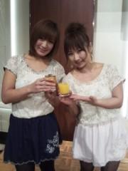 愛川ゆず季 公式ブログ/祝杯! 画像2