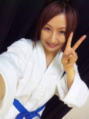 愛川ゆず季 公式ブログ/テコンドー 画像1