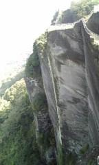 愛川ゆず季 公式ブログ/これぞ!本当の崖っぷち 画像1
