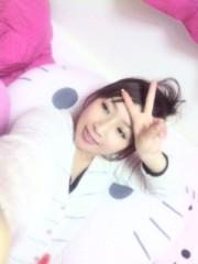 愛川ゆず季 公式ブログ/(>_<)おやすみ 画像1