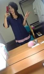 愛川ゆず季 公式ブログ/楽屋で一人で。 画像3