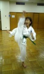 愛川ゆず季 公式ブログ/テコンドー 画像2