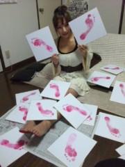 愛川ゆず季 公式ブログ/足あと。 画像2