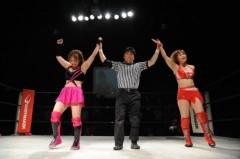 愛川ゆず季 公式ブログ/試合。 画像1