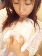 愛川ゆず季 公式ブログ/ぶーちゃん 画像1