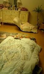 愛川ゆず季 公式ブログ/今日の寝床。 画像2