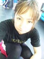 愛川ゆず季 公式ブログ/練習 画像2