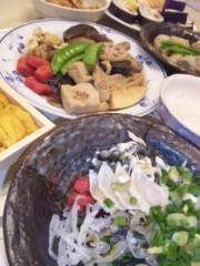 愛川ゆず季 公式ブログ/実家ご飯。 画像2