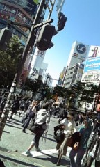 愛川ゆず季 公式ブログ/渋谷はあつい〜〜 画像2
