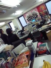 愛川ゆず季 公式ブログ/事務所で 画像1