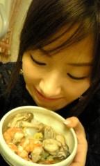 愛川ゆず季 公式ブログ/本日も鍋。 画像1