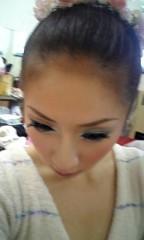 愛川ゆず季 公式ブログ/厚化粧。 画像1