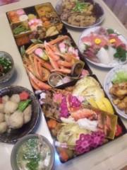 愛川ゆず季 公式ブログ/実家ご飯。 画像1