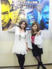 愛川ゆず季 公式ブログ/きぐっちゃんと再会。 画像2