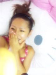 愛川ゆず季 公式ブログ/手首にゴム。 画像3