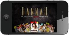 Hannah 公式ブログ/アプリ 画像1