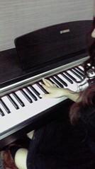 滴草由実 公式ブログ/ピアノ 画像1