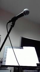 滴草由実 公式ブログ/マイクと 画像1