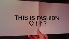 滴草由実 公式ブログ/ファッションショー!! 画像1