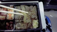 滴草由実 公式ブログ/叙々苑の焼肉弁当 画像2